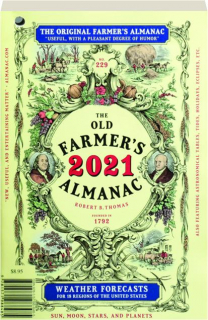 THE <I>OLD FARMER'S ALMANAC</I> 2021
