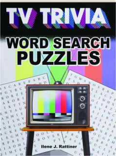 TV TRIVIA WORD SEARCH PUZZLES