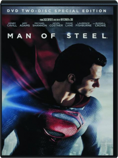 MAN OF STEEL: Two-Disc Special Edition