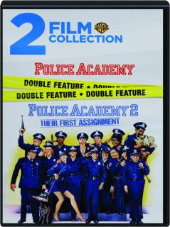 POLICE ACADEMY 1 + 2
