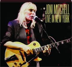 JONI MITCHELL: Live in New York