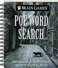 POE WORD SEARCH: Brain Games