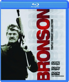 BRONSON TRIPLE THREAT COLLECTION