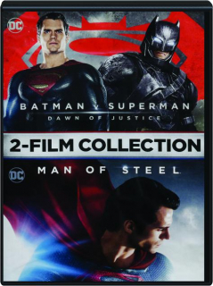 BATMAN V SUPERMAN: Dawn of Justice / MAN OF STEEL