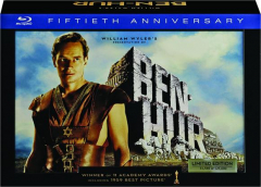 BEN-HUR: 3-Disc Ultimate Collector's Edition