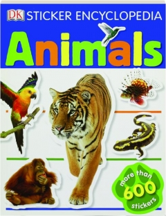 ANIMALS: Sticker Encyclopedia