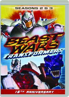 BEAST WARS--TRANSFORMERS: Seasons 2 & 3