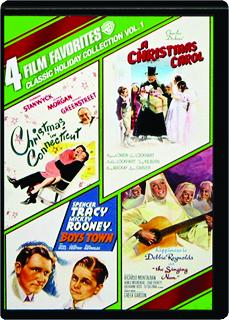 CLASSIC HOLIDAY COLLECTION, VOL. 1: 4 Film Favorites