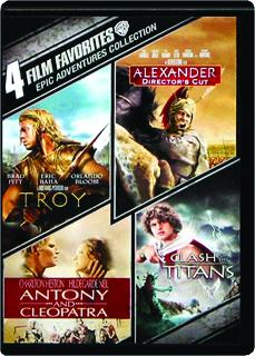 EPIC ADVENTURES COLLECTION: 4 Film Favorites