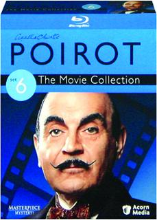 Agatha christie s poirot set 6 the movie collection hamiltonbook