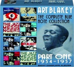 ART BLAKEY, PART ONE 1954-1957: The Complete Blue Note Collection