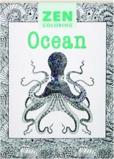 OCEAN: Zen Coloring