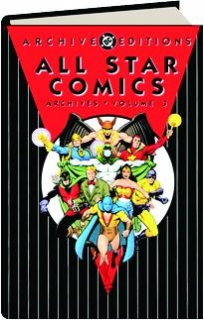 ALL STAR COMICS ARCHIVES, VOLUME 3
