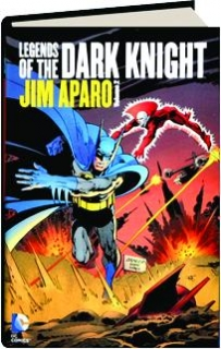 LEGENDS OF THE DARK KNIGHT, VOLUME TWO: Jim Aparo
