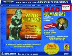 <I>MAD</I> NEUMANISMS: Ultimate Collector's Package