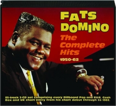 FATS DOMINO: The Complete Hits, 1950-62