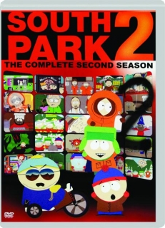 SOUTH PARK 2: The Complete Second Season