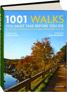 1001 WALKS YOU MUST TAKE BEFORE YOU DIE
