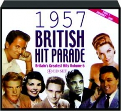 1957 BRITISH HIT PARADE, VOLUME 6, PART 1