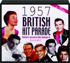 1957 BRITISH HIT PARADE, VOLUME 6, PART 2