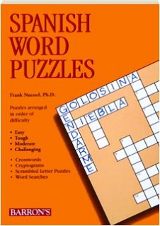 SPANISH WORD PUZZLES