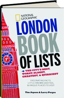 <I>NATIONAL GEOGRAPHIC</I> LONDON BOOK OF LISTS