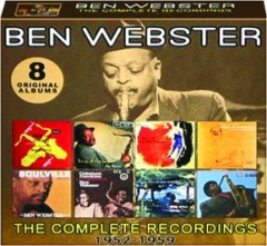 BEN WEBSTER: The Complete Recordings, 1952-1959