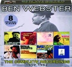 BEN WEBSTER: The Complete Recordings, 1959-1962