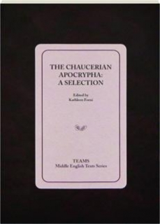 THE CHAUCERIAN APOCRYPHA