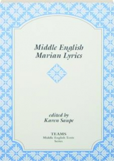 MIDDLE ENGLISH MARIAN LYRICS