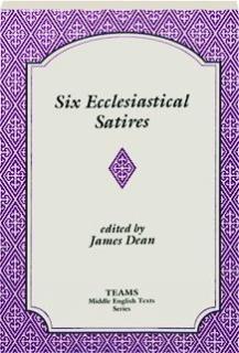 SIX ECCLESIASTICAL SATIRES