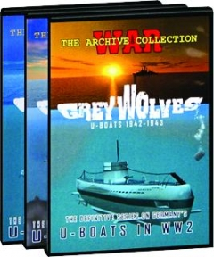 GREY WOLVES: War--The Archive Collection
