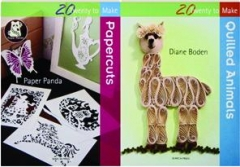 QUILLED ANIMALS / PAPERCUTS: Twenty to Make