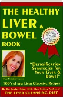 THE HEALTHY LIVER & BOWEL BOOK, INTERNATIONAL EDITION