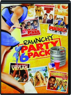 RAUNCHY PARTY 6 PACK