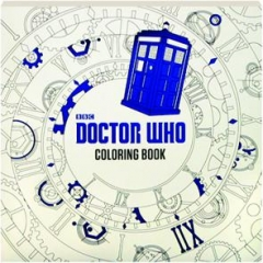 <I>DOCTOR WHO</I> COLORING BOOK