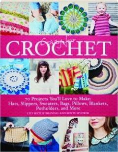 CRAZY FOR CROCHET