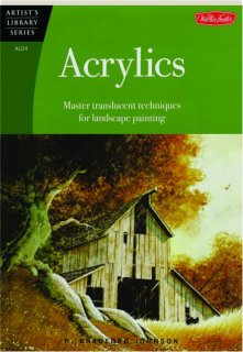 ACRYLICS: Artist's Library Series
