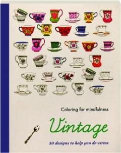 VINTAGE: Coloring for Mindfulness