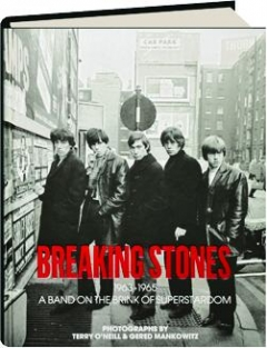 BREAKING STONES, 1963-1965: A Band on the Brink of Superstardom