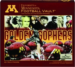 UNIVERSITY OF MINNESOTA FOOTBALL VAULT: The History of the Golden Gophers