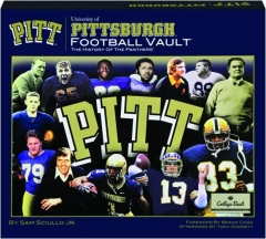 UNIVERSITY OF PITTSBURGH FOOTBALL VAULT: The History of the Panthers