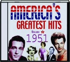 AMERICA'S GREATEST HITS 1951, VOLUME 2