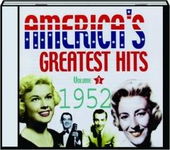 AMERICA'S GREATEST HITS 1952, VOLUME 3