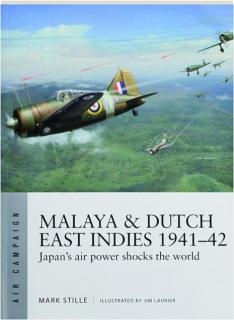 MALAYA & DUTCH EAST INDIES 1941-42: Air Campaign 19