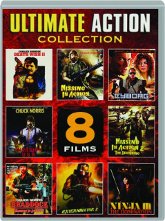 ULTIMATE ACTION COLLECTION: 8 Films