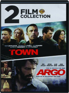 2 FILM COLLECTION: Argo / The Town