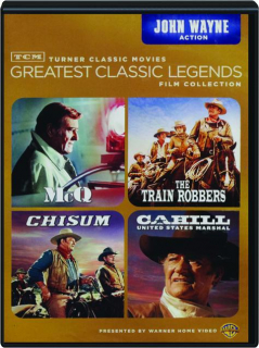 JOHN WAYNE ACTION: TCM Greatest Classic Legends Film Collection