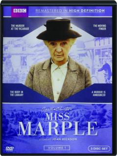 MISS MARPLE, VOLUME 1