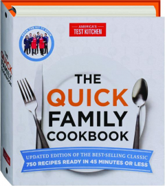 THE QUICK FAMILY COOKBOOK